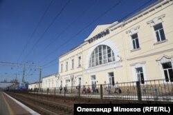 На залізничному вокзалі Подільська (до 2016 року – Котовськ) збереглася стара назва міста