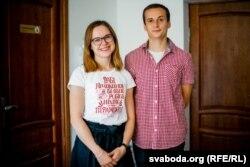 Ірына і Андрэй Зімневы