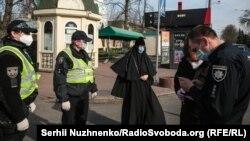 13 красавіка зачынілася на карантын Кіева-Пячорская лаўра
