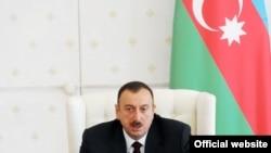 Azerbaijan - president Ilham Aliyev, 12Apr2011