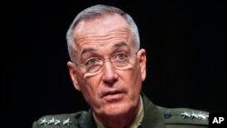 Shefi i shtabit të përbashkët, gjenerali amerikan, Joseph Dunford.