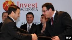 Владин тим во потрага по странски инвестиции во Турција.