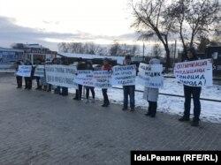 Акция в Ижевске