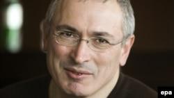 Бывший глава ЮКОСа Михаил Ходорковский.