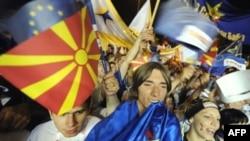 Pamje nga tubimet parazgjedhore në Maqedoni