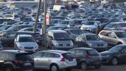«Євробляхи»: як українці знімають авто з литовських номерів – відео