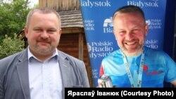 Яраслаў Іванюк. Да прабежак, і пасьля