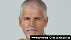 Начальник Генштабу Збройних сил Чехії Петр Павел