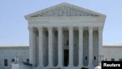 Pamje e Gjykatës Supreme të Shteteve të Bashkuara