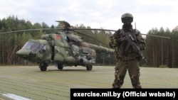 "Belarus - During the military exercises ""West-2017"". 16Sep2017"
