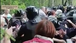 Протесты в Ликино-Дулёве