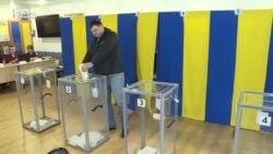Нұр-Сұлтанда дауыс берген украиндықтар президент сайлауы туралы айтты