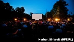 Cinema City opening night in Novi Sad