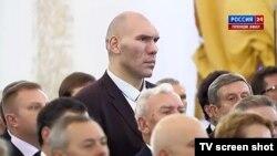 Николай Валуев: послание президента
