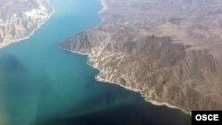 Токтогульское водохранилище - крупнейшее в Центральной Азии