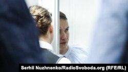 Термін арешту Савченко спливає 13 липня