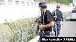 Жардыруудан кийин. Бишкек. 29-август