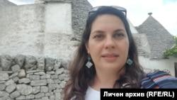 Съдия Радослава Качерилска