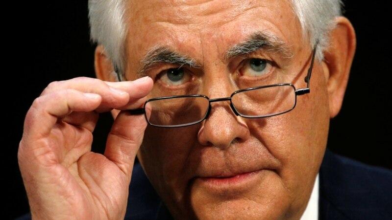 Тиллерсон: Россия должна нести ответственность за свои действия