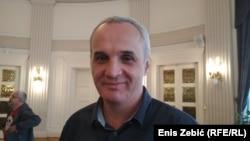 Horwat žurnalistler birleşiginiň başlygy Hrvoje Zowko