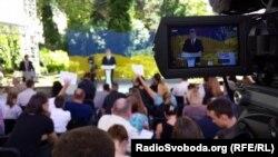 Петро Порошенко, прес-конференція 5 червня 2015 року