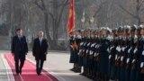 Азия: смена президентов в Кыргызстане. 25 ноября