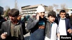 Постраждалі внаслідок вибуху в Кабулі, 27 січня 2018 року