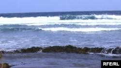 Океан.Иллюстративное фото.