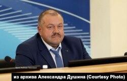 Мэр города Усть-Кут Александр Душин
