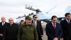Հայաստանի զինված ուժերը համալրած նոր կործանիչները ներկայացվեցին վարչապետին