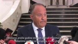 Ministar prosvete prekinuo obraćanje i vređao novinare