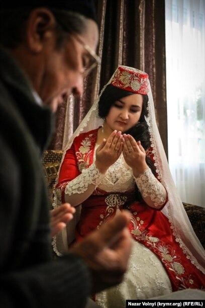 Татарская свадьба: интересные обычаи и традиции у татар | 612x408