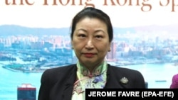 وزیر عدلیۀ هانگ کانگ