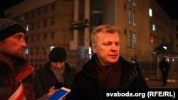 Політик Віталій Римашевський (на фото) був звільнений через кілька годин після затримання