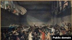 Serment du Jeu de paume, 1789