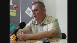 Фрагмэнт прэсавай канфэрэнцыі Пачобута