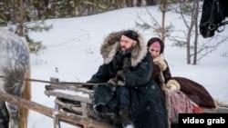 """Кадр из сериала """"Зулейха открывает глаза"""""""