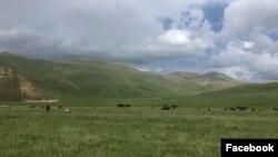 Armenia - A view from Kut village in Gegharkuniq province, June 6, 2021.