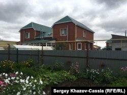 Дом заместителя главы сухоложской администрации Елены Москвиной