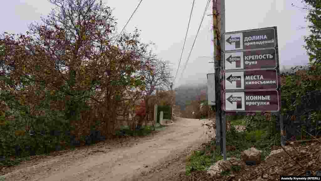 Места киносъемок «Кавказской пленницы» на маршруте в знаменитую Долину приведений
