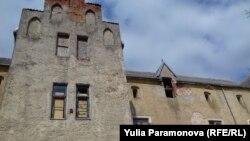 Фасады замка