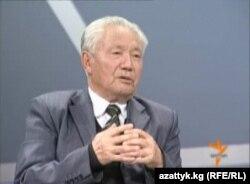 Орозбек Дуйшеев, руководитель Ассоциации горнопромышленников Кыргызстана.