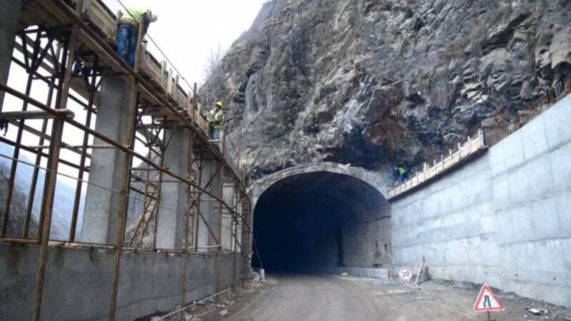 EU, World Bank Pledge More Funds For Armenian Road Upgrades
