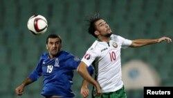 Rahid Əmirquliyev Sofiyada Euro 2016 seçim turunda