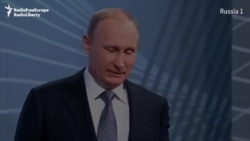 Five Fawning Questions From Putin's Q&A