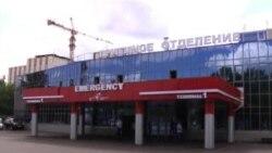 Рөстәм Миңнеханов яралы Илдус Фәиз янында булды