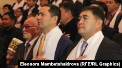 Камчыбек Ташиев жана Өмүрбек Бабанов