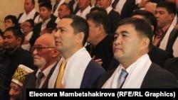 Өмүрбек Бабанов, Камчыбек Ташиев партиянын жыйынында, 20-октябрь, 2014-жыл