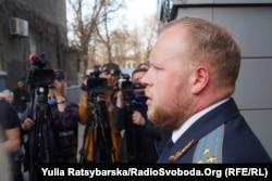 Олексій Семенюк, прокурор. Кіровський районний суд Дніпра, 8 квітня 2019 року