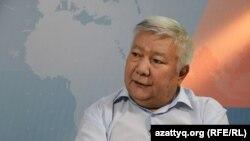 Экономист Тоқтар Есіркепов.